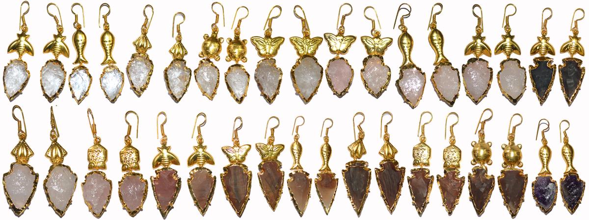 Buy Wholesale Healing Earring For Sale..