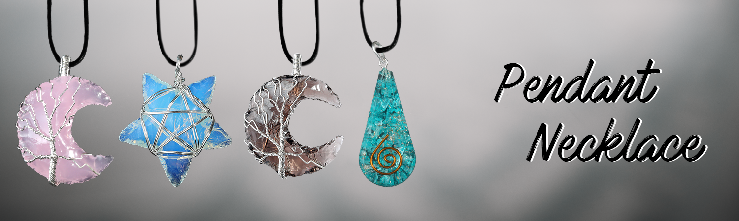 Orgonite Emf Pendants, Wholesale Healing Crystals