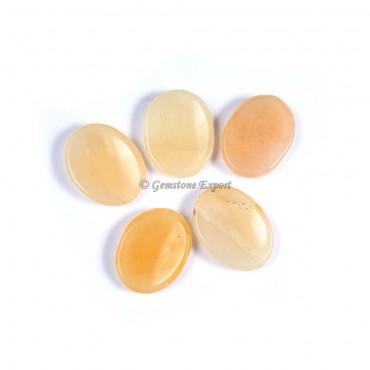 Yellow Aventurine Worry Stone