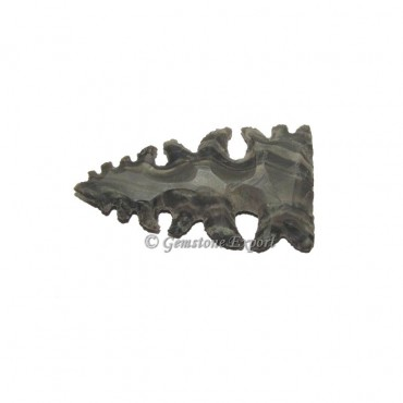 Agate Stone Arrowheads