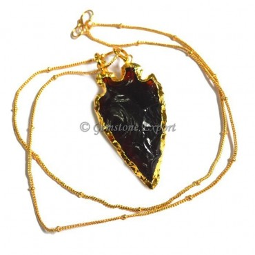 Fashion Arrowheads Necklace