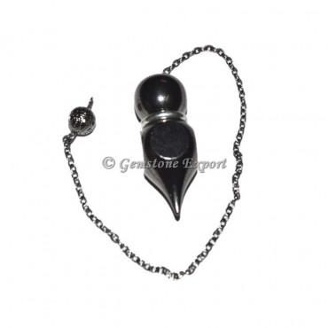 Black Metal Healing Pendulums