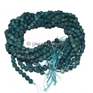 Kyanite Agate  Beads
