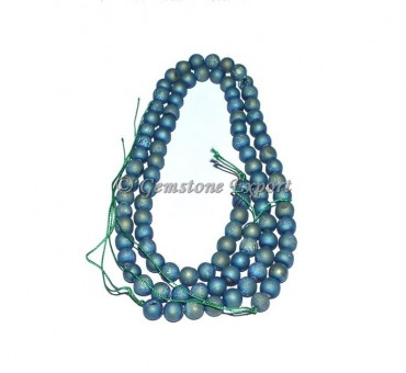 Multi Color Druzy Agate Beads