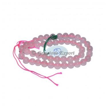 Rose Quartz High quality Stone Beads