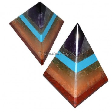 Chakra Bonded Triangle