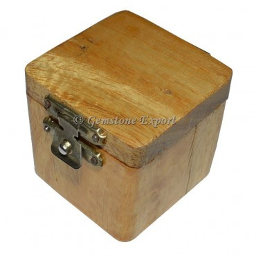 Wooden Box For Pyramids