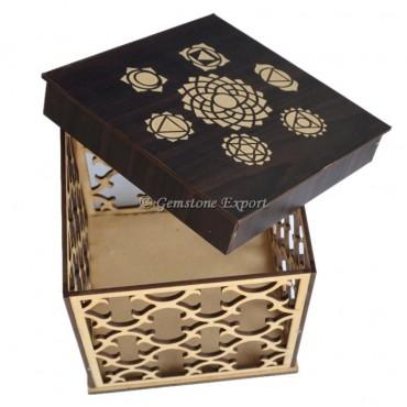7 Chakra Gift Box With Inner View