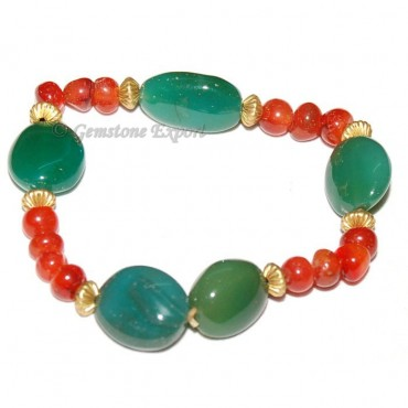 Green Onyx Bracelet