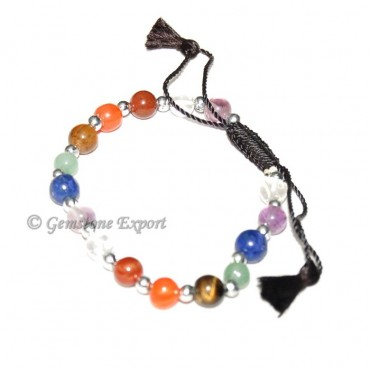 Chakras Stones  Bracelets