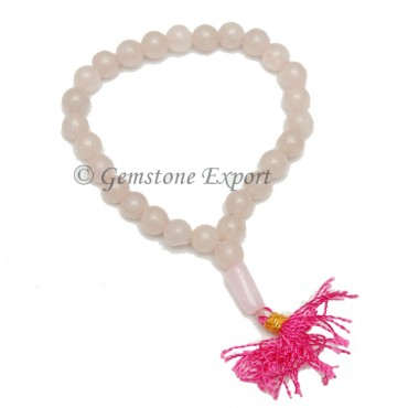 Rose Quartz Power Bracelet