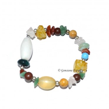Gemstone Healing Fashion Bracelets
