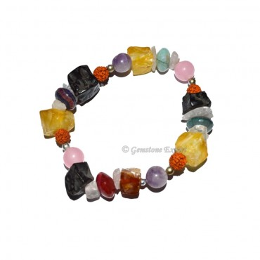 Multi Stone Fashion Bracelets
