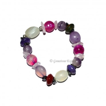 Gemstone fashion Bracelets
