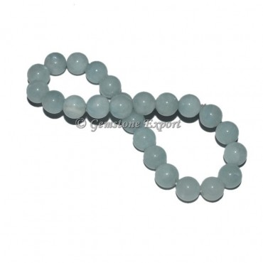 Aquamarine Gems Bracelet