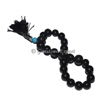 Black Agate Power Bracelet