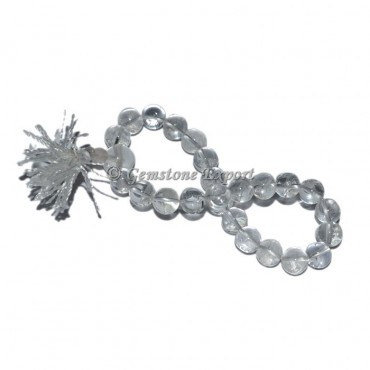 Crystal Quartz Power Stone Bracelet
