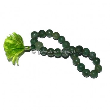 Green Jade Power Bracelet