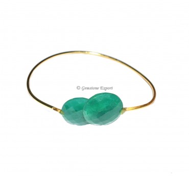 Green Onyx Healing Stones Bracelet