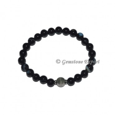 ChokoReiki Charm Black Onyx Bracelets