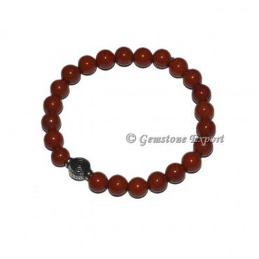 Choko ReikI Charm A grade Red Jasper Bracelets