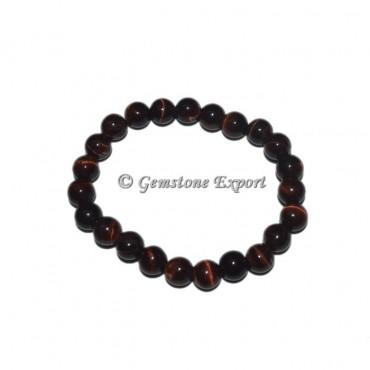 Red Tiger Eye Bracelets
