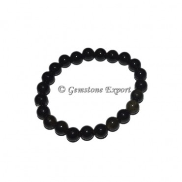 Black Tiger eye Gemstone Bracelets