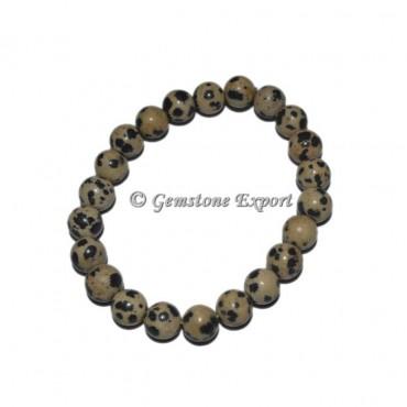 Dalmation Gemstone Bracelets