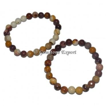 Mookaite Gemstone Bracelets