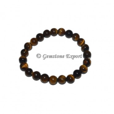 Tiger eye Gemstone Bracelets