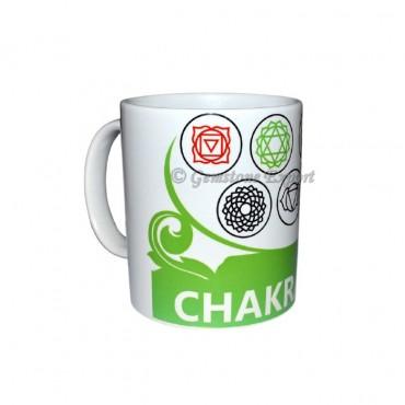 7 Chakra Printed Mug