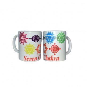 Chakra Printed Mug