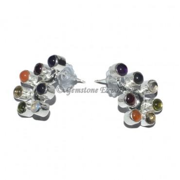 Healing 7 Chakra Earrings