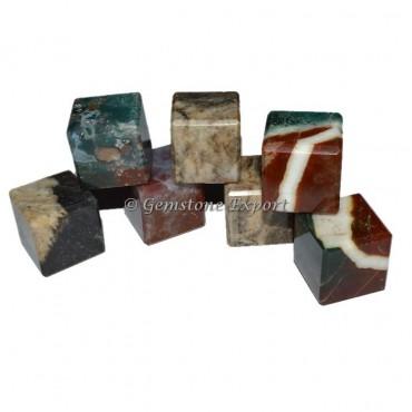 Fancy Jasper Cubes