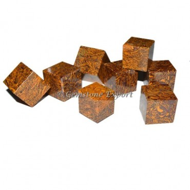 Calligraphy Stone Cubes