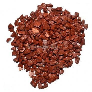 Red Jasper Chips Stones