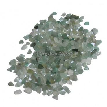 Green Aventurine Chips Stones