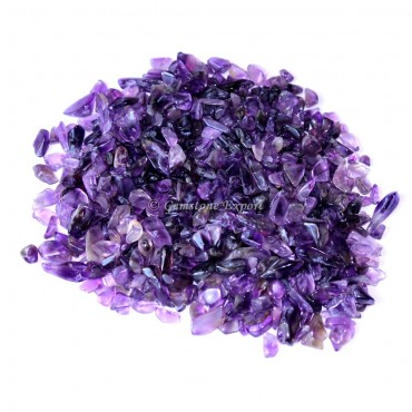 Amethyst High Quality Chips Stones