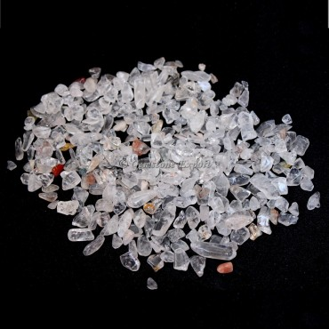 Crystal Quartz Chips Stones $$