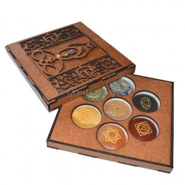 7 Chakra Buddha Gift Box