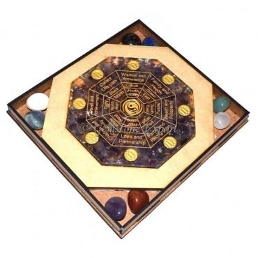 7 Chakra Stone Stones Balancing Kit