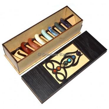 Seven Chakra Buddha Gift Box