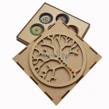Tree Of Life Wooden Gift Box