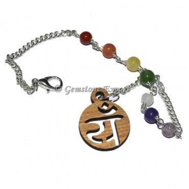 Chakra Chain with yam