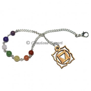 Root Chakra Symbol Chain