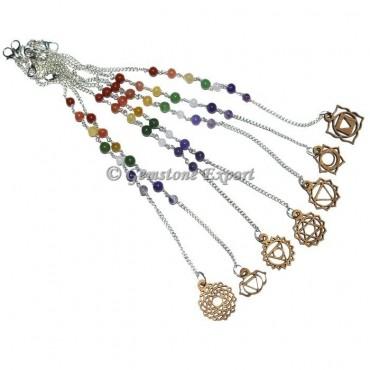 Chakra Symbol Chain Set