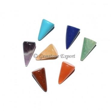 Chakra Small Cone Set