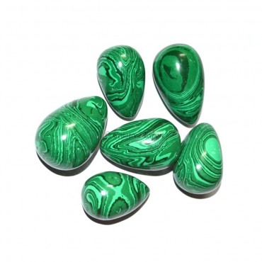 Synthetic Malachite Eggs