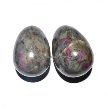 Ruby in Garnet Eggs