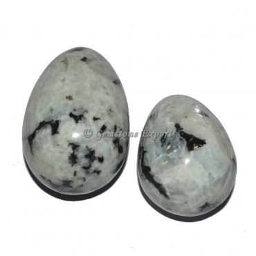 Rainbow Moonstone Eggs